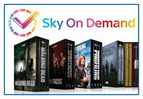 SKY On Demand!