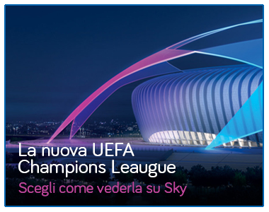 La nuova UEFA Champions League